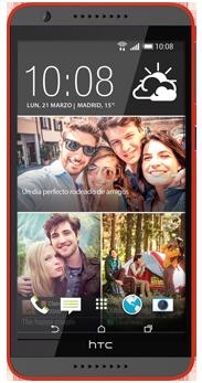 HTC DESIRE 820 GRIS SOL REA