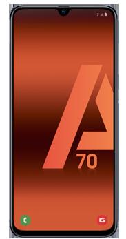 SGH GXY A70 NEGRO 128GB A705F SOL REA
